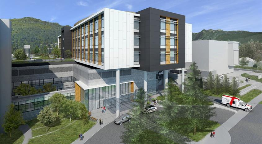 North Shore to benefit from new Lions Gate Hospital acute