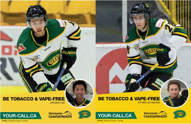 Powell River Kings Players Shutout Tobacco Use The largest coverage of online hockey video streams among all sites. powell river kings players shutout tobacco use