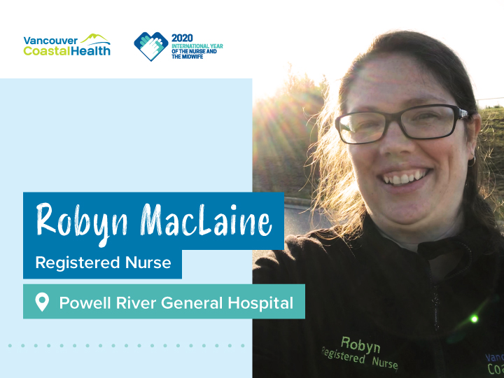 Diary of a day: Robyn, Registered Nurse