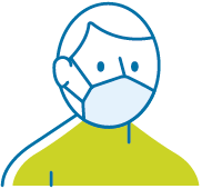 Wear a mask if you are sick to prevent the spread of Coronavirus Disease (COVID-19)
