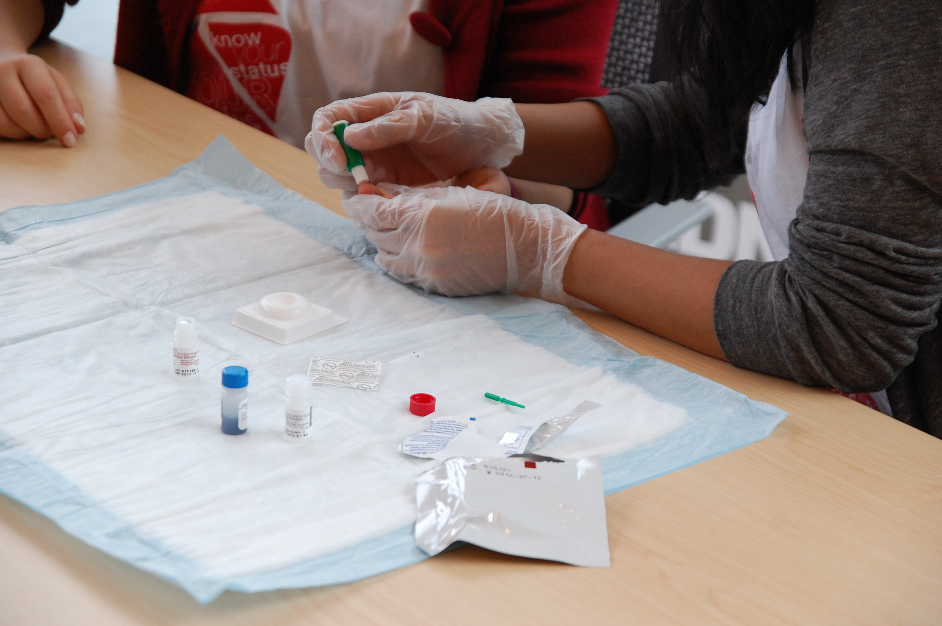 Number of new HIV infections in VCH drops 52% since 2011