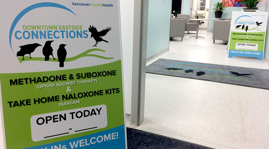 New on-demand addiction treatment clinic opens in